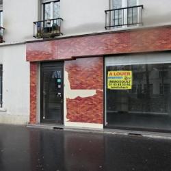 Location Local commercial Paris 12ème 32 m²