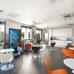 Location Bureau La Garenne-Colombes 1065 m²