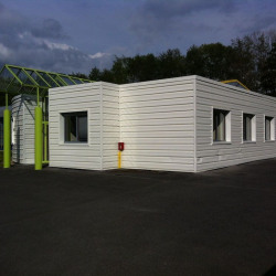 Location Bureau Soissons 120 m²