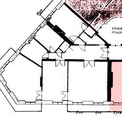 Location Bureau Paris 1er 128 m²