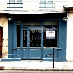 Vente Local commercial Paris 3ème 33,8 m²