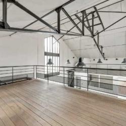 Location Bureau Aubervilliers 443 m²