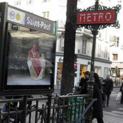 Location Local commercial Paris 4ème 50 m²