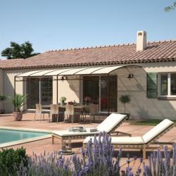 Maison  5 pièces + Terrain  643 m² La Bastidonne