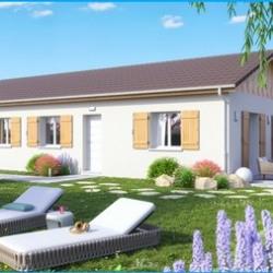 Maison  4 pièces + Terrain  486 m² Albertville