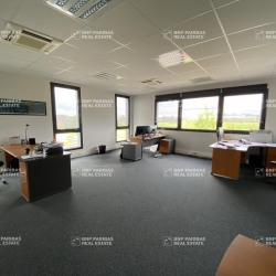 Location Bureau Saint-Martin-du-Vivier 109 m²