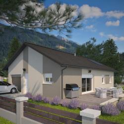 Maison  5 pièces + Terrain  702 m² Sainte-Marie-de-Cuines