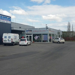 Location Local commercial Jaux 398 m²