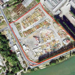 Location Terrain Persan 30000 m²