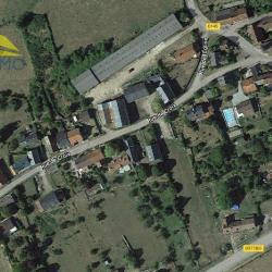 Vente Terrain Moussy 1201 m²