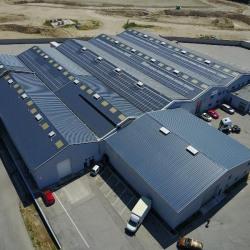 Location Entrepôt Le Pontet 2592 m²