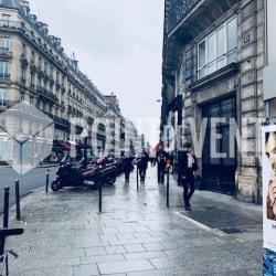 Cession de bail Local commercial Paris 2ème 121 m²
