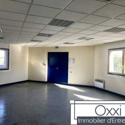 Vente Bureau Vaux-le-Pénil 2450 m²