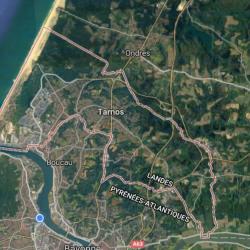 Location Local d'activités Tarnos 340 m²