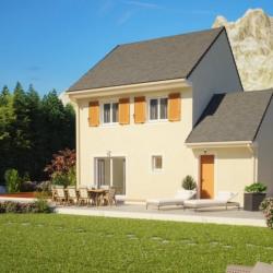 Maison  3 pièces + Terrain  804 m² Aix-en-Othe