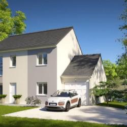 Maison  5 pièces + Terrain  300 m² Pontault-Combault