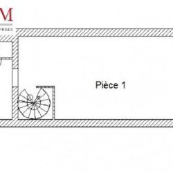 Cession de bail Local commercial Tours 82 m²