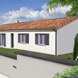 Maison  5 pièces + Terrain  1000 m² Ambert