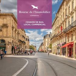 Cession de bail Local commercial Bordeaux 19 m²
