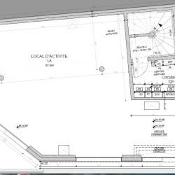 Location Local commercial Vincennes 88 m²