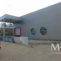 Location Local d'activités Chasse-sur-Rhône 1750 m²