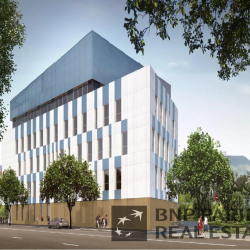 Location Bureau Grenoble 4100 m²