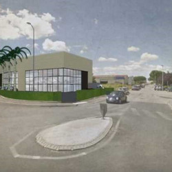 Location Local commercial Mauguio 1150 m²