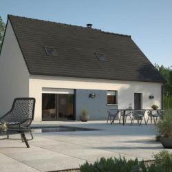Maison  6 pièces + Terrain  556 m² Corcelles-Lès-Cîteaux