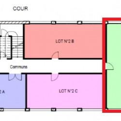 Location Bureau Cournon-d'Auvergne 67 m²