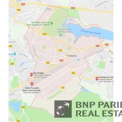 Location Local d'activités Trappes 542 m²