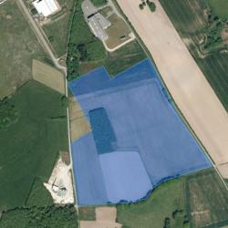 Vente Terrain La Souterraine 3500 m²