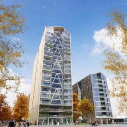 Location Bureau Bordeaux 5456 m²