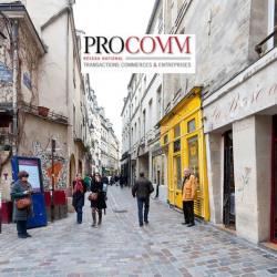 Cession de bail Local commercial Paris 4ème 21 m²