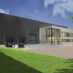 Location Local d'activités Compans 3254 m²