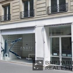 Location Local commercial Paris 2ème 53 m²