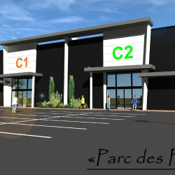 Vente Local commercial Luisant 1844 m²
