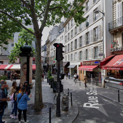 Location Local commercial Paris 6ème 35 m²