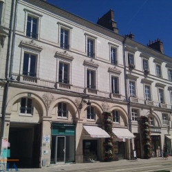 Location Local commercial Orléans 34 m²