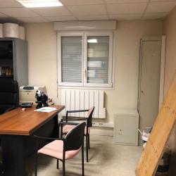 Location Bureau Ennery 18 m²
