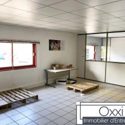 Location Bureau Vaux-le-Pénil 240 m²