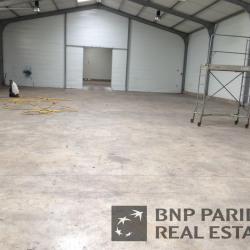 Location Local d'activités Ballan-Miré 400 m²