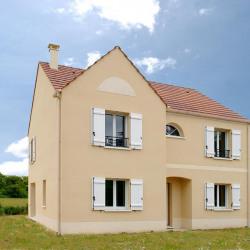 Maison  5 pièces + Terrain  445 m² Villecresnes