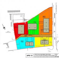 Vente Bureau Eysines 1037 m²