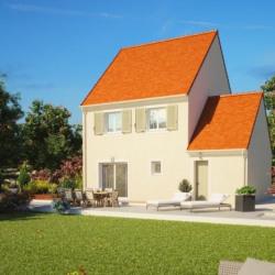 Maison  3 pièces + Terrain  600 m² Catenoy