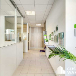 Location Bureau Marseille 1er 120 m²