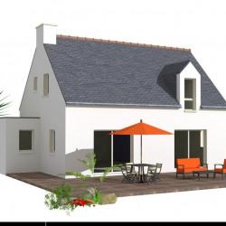 Maison  5 pièces + Terrain  352 m² Corseul