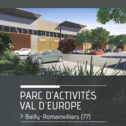 Location Local d'activités Bailly-Romainvilliers (77700)