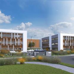 Location Bureau Groslay 2990 m²