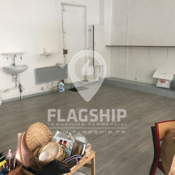 Location Local commercial Paris 13ème 40 m²
