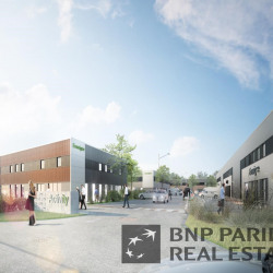 Vente Bureau Chambray-lès-Tours 1004 m²